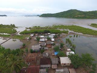 Kampung Pesisiri Dusun Madak Belek, Cendi Manik, Sekotong