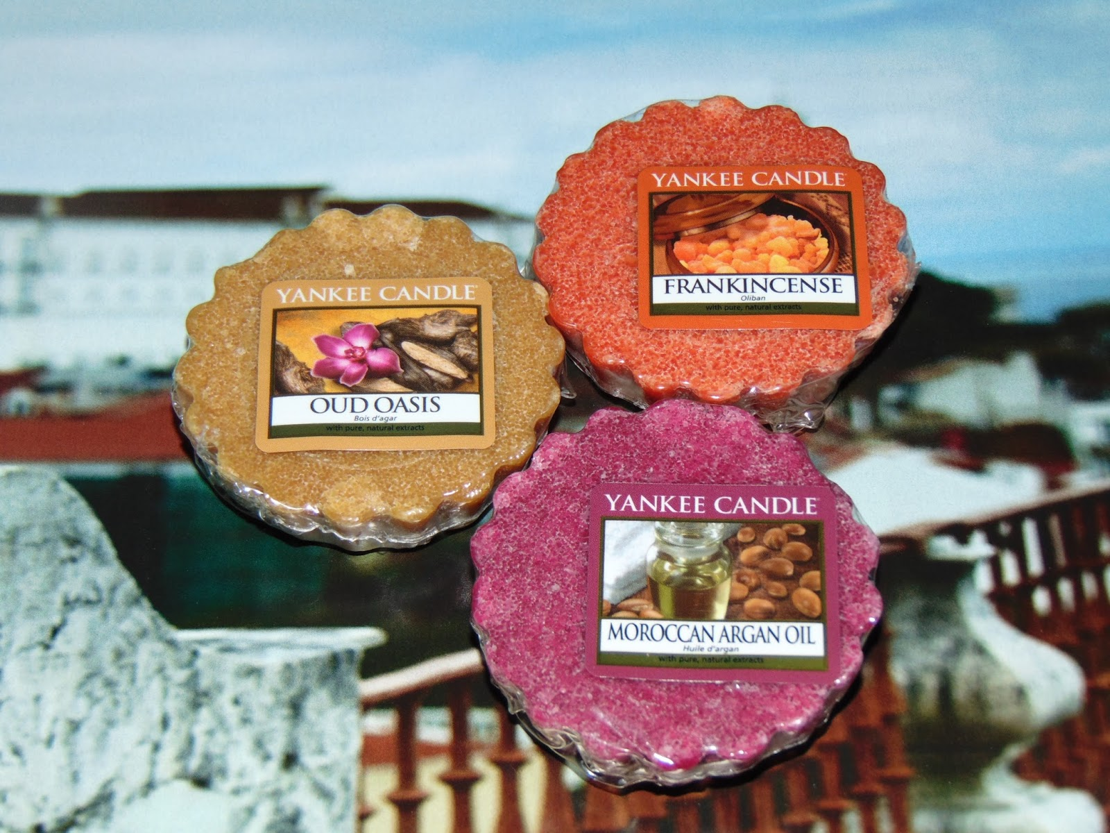 Yankee Candle Grand Bazaar Frankincense - limitowany