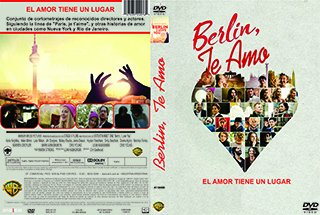 Berlin I Love You - Berlin te Amo - Cover - DVD