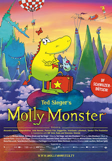El regalo de Molly Monster