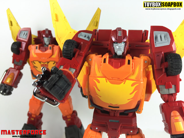 dx9 masterpiece rodimus carry
