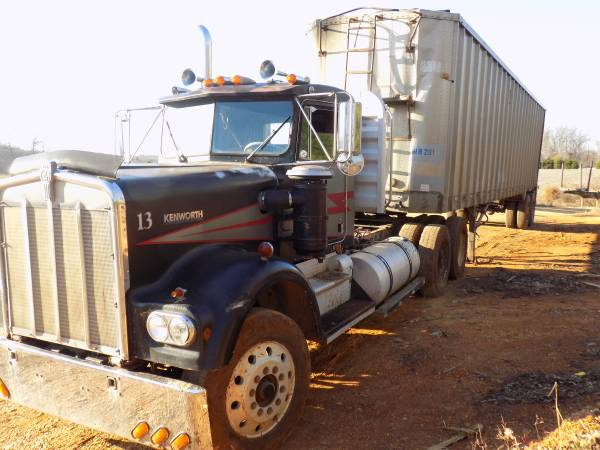 1981 Kenworth W900 For Sale Old Truck