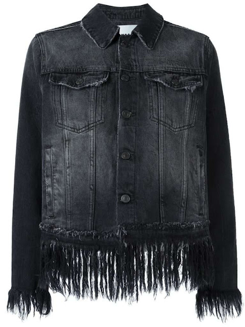 giacca jeans msgm giacca jeans tendenza autunno 2016 tendenze moda