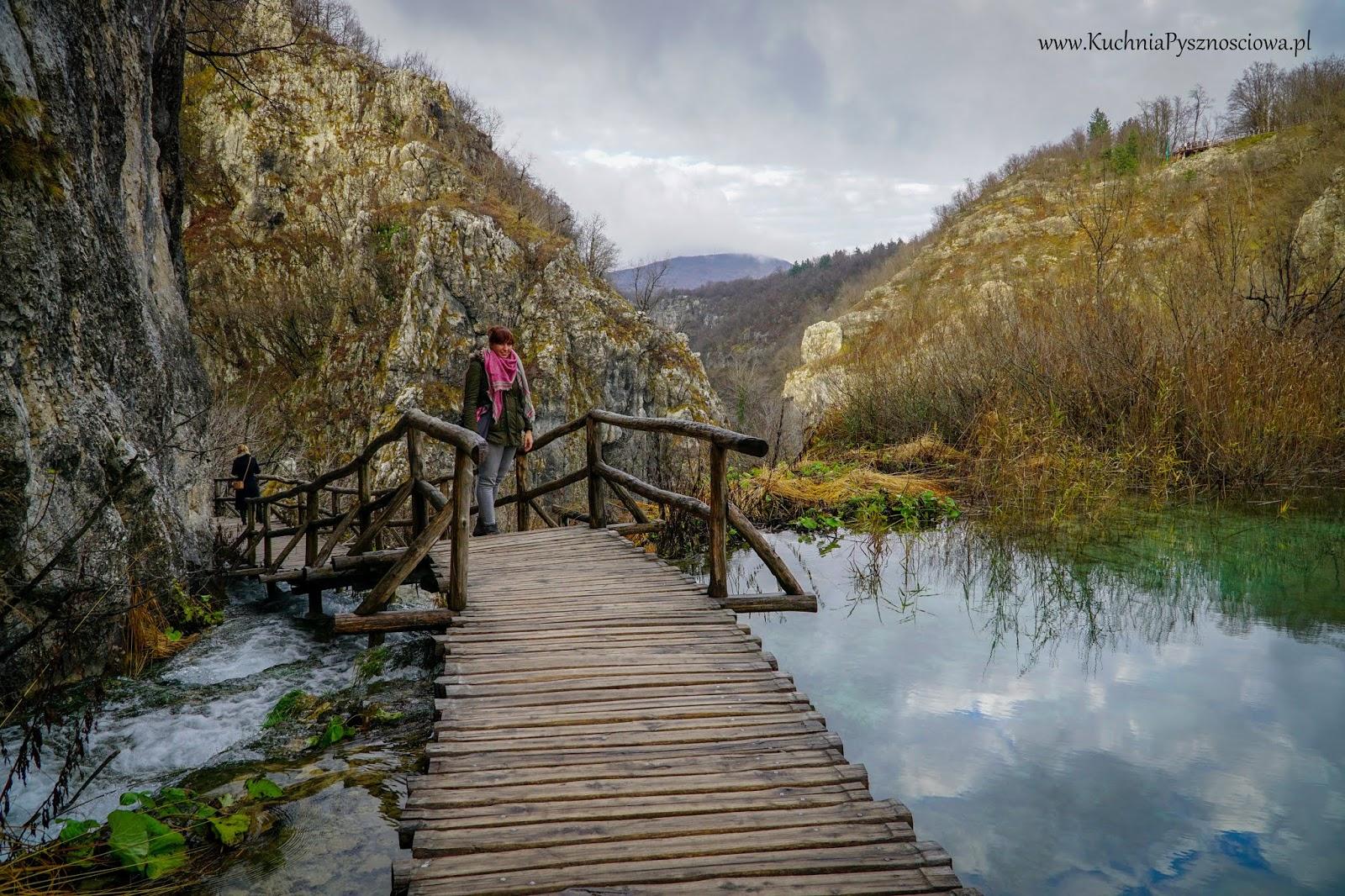 Jeziora Plitwickie, jedno z piękniejszych miejsc w Chorwacji