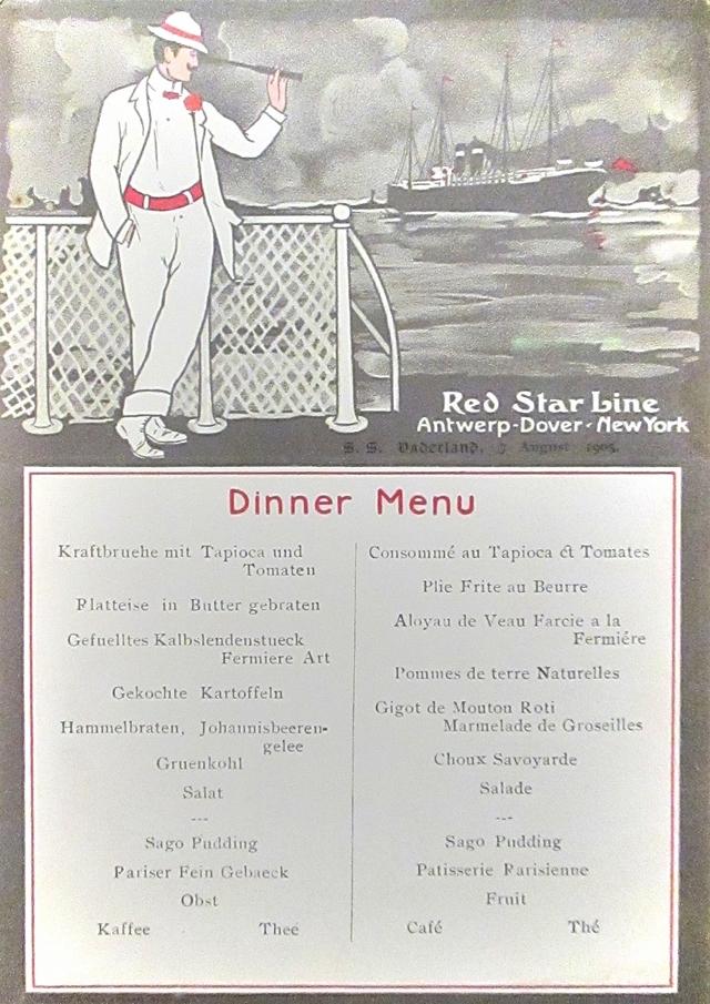 Antwerpen: Red Star Line Museum