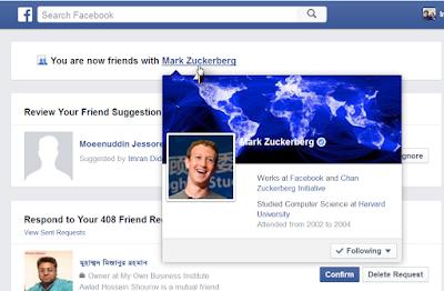 মার্ক জোকারবার্গ(Mark zuckerberg)