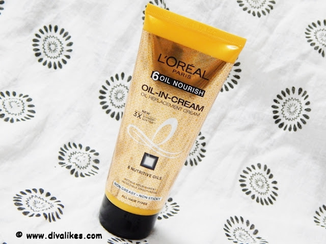 L'Oreal Paris 6 Oil Nourish Oil-in-Cream Review
