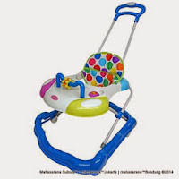 Royal RY828 Rainbow 2 in One Baby Walker and Pusher