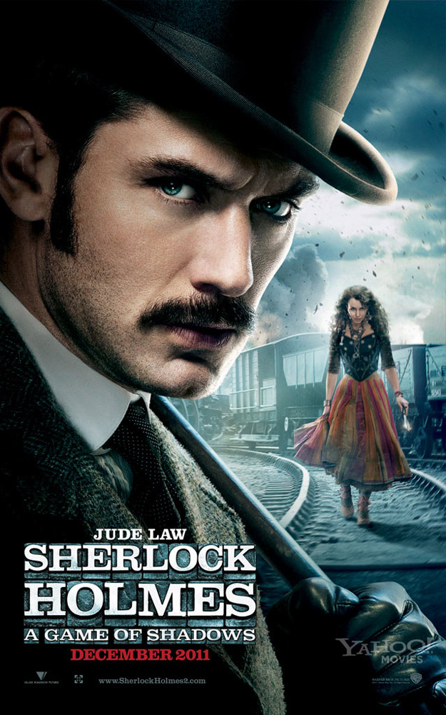 Baixar Torrent Sherlock Holmes 2: A Game of Shadows Download Grátis