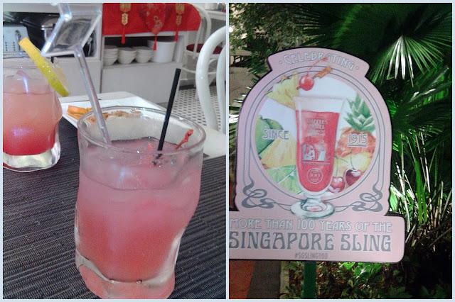Singapore - Cocktails -