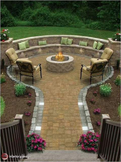 Outdoor Fire Pit 5