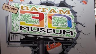 3D Museum City Walk Batam
