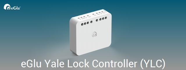 eGlu Yale Lock Controller