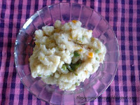 How to make easy south Indian snack rawa upma recipe