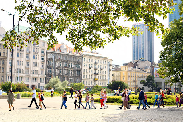 warsaw center