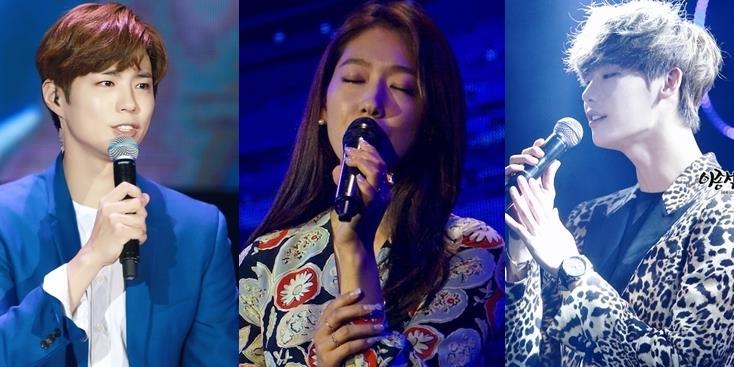 Phim Loạt sao Hàn suýt chút nữa đã lỡ duyên với nghiệp diễn-2016