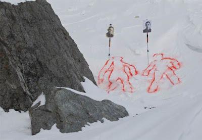 The Dyatlov Pass insiden yang terjadi di pegunungan Rusia