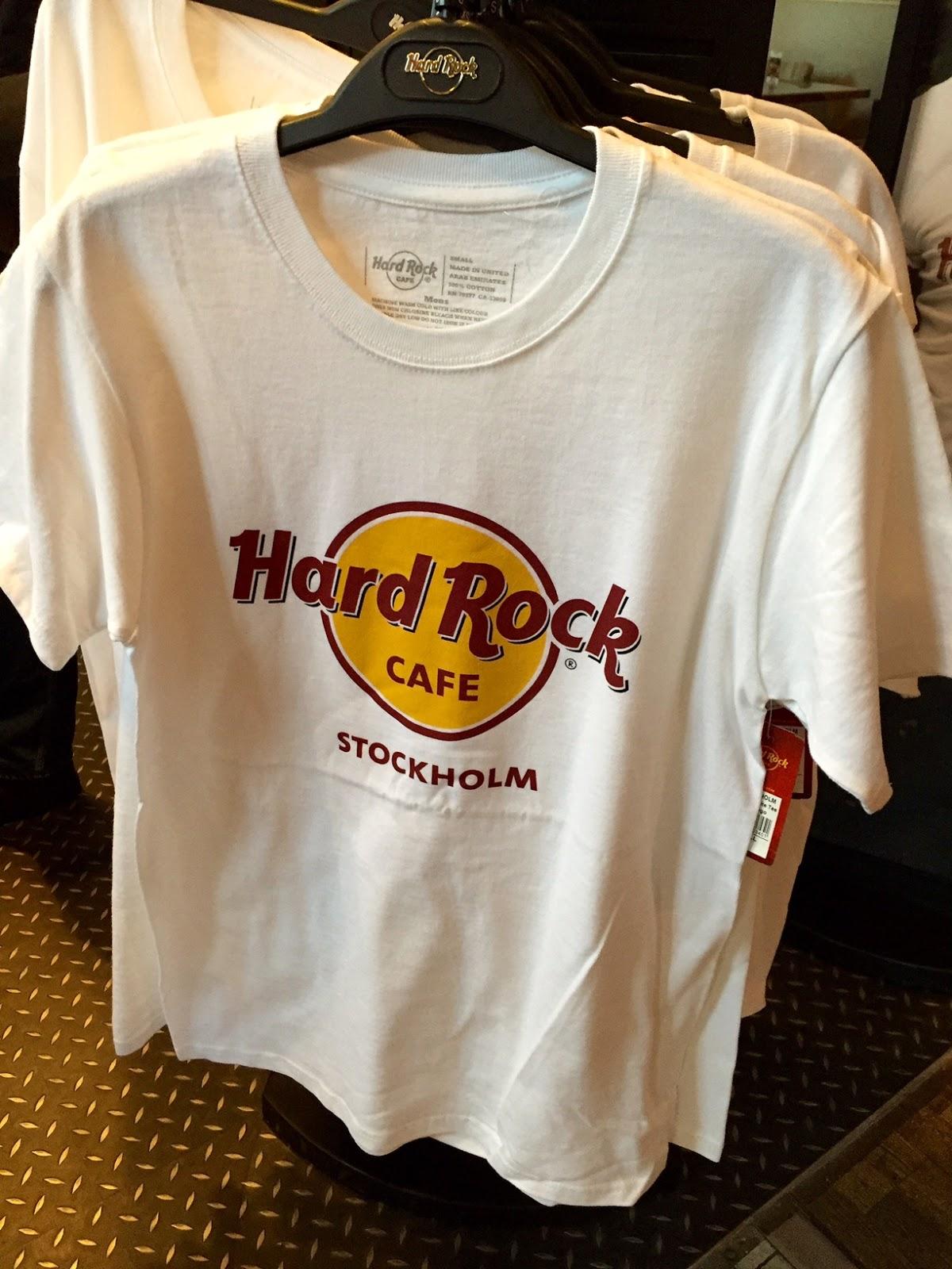 Hard Rock Cafe Thanksgiving