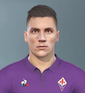 PES 2019 Faces Nikola Milenković by Sofyan Andri