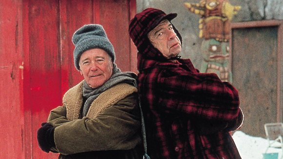 Grumpy Old Men (1993) thanksgiving