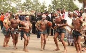 Igbo Foods - Ji Ose Mmiri Oku (Yam Pepper Soup)