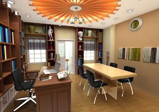 Phân chia bố cục là yếu tố thứ 2 cần lưu ý khi thiết kế văn phòng