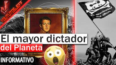 dictador, peter sande, mark zuckerberg
