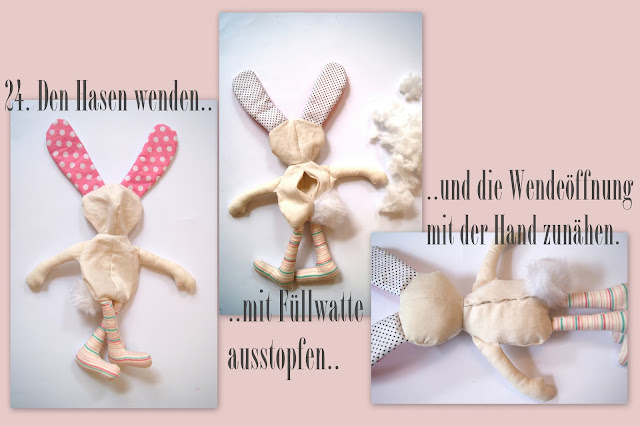 free tutorial oster easter bunny