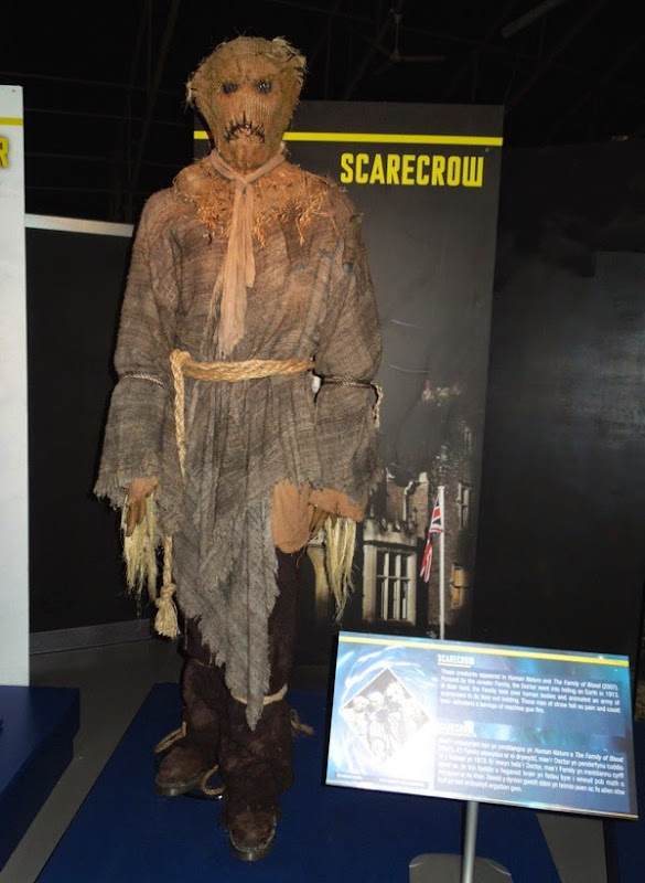 Doctor Who Scarecrow costume