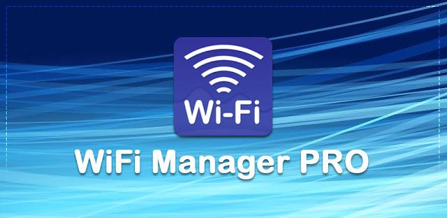 تحميل WiFi Manager APK + Mod