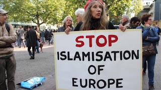 Sentimen Anti-Islam Meningkat di 10 Negara Eropa