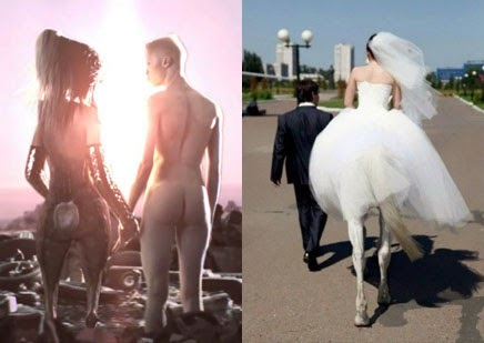 Centauro a Katy Perry