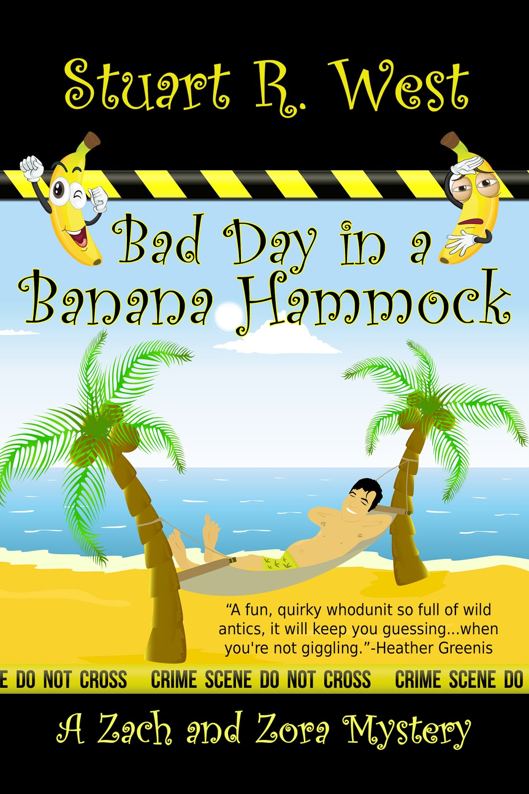 Bad Day in a Banana Hammock