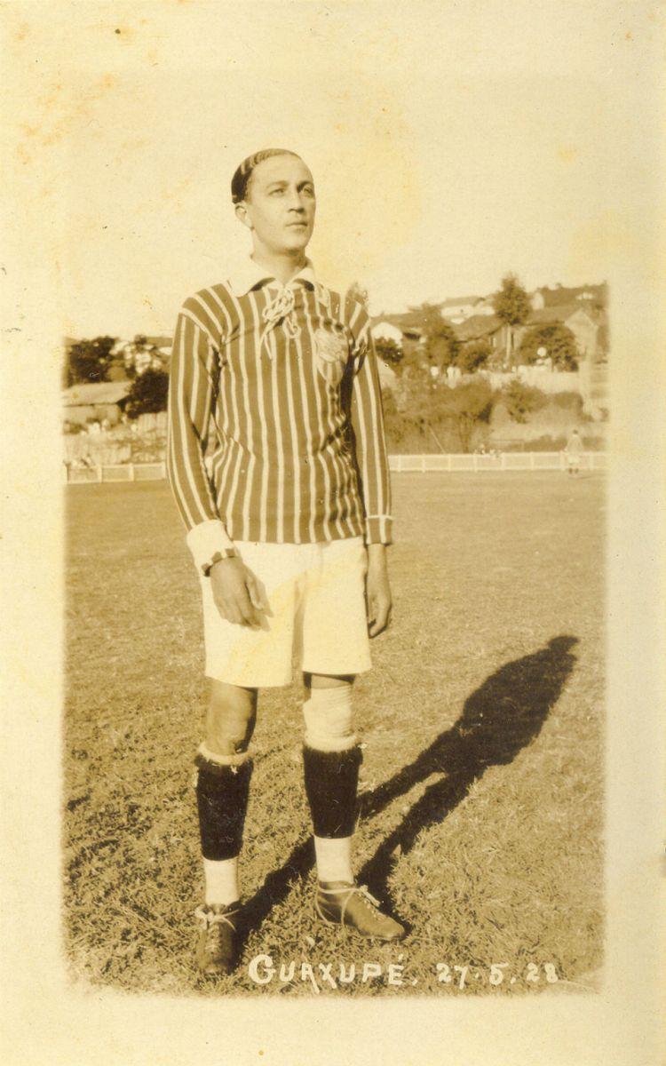 Arthur Friedenreich, attaccante brasiliano
