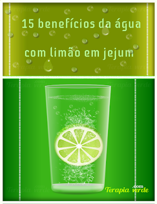 15 benefícios de tomar água com limão em jejum