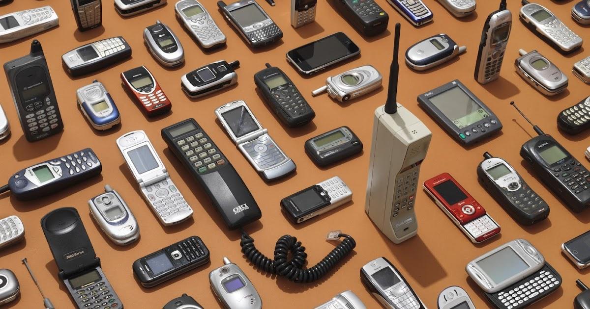 фото даказуещее что раньше были мобильные телефоны горожане строго