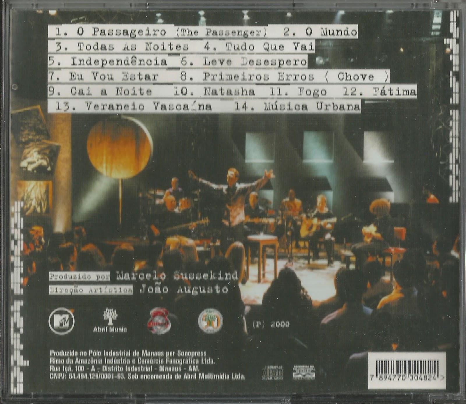 CAPITAL MULTISHOW VIVO INICIAL GRATIS DVD BAIXAR AO