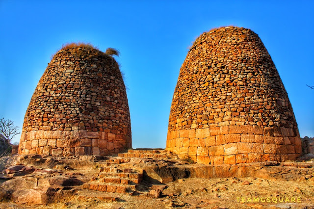 Badami Fort, Karnataka