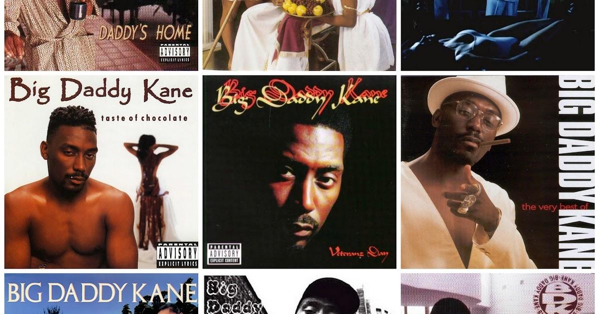 Big Daddy Kane Discografia Mediafire 1988 2018