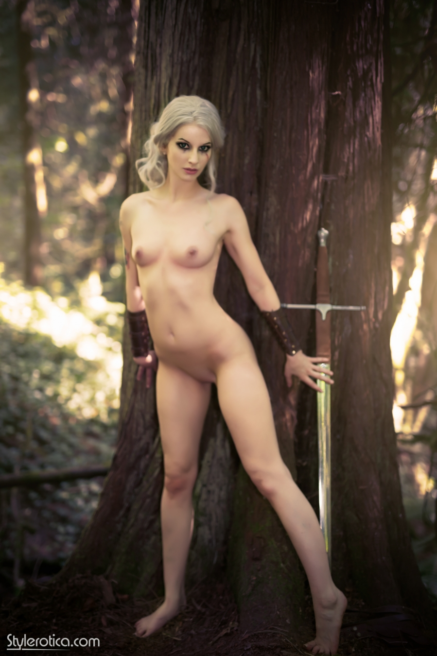 Witcher Nude Cosplay