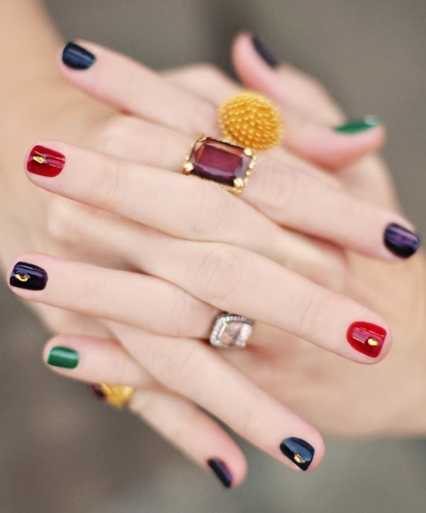 dreamy manicure.. love this