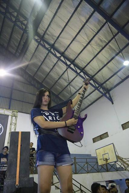Ladies of Metal: Rissa Geez (Aftercoma), Ladies of Metal, Rissa Geez, Aftercoma