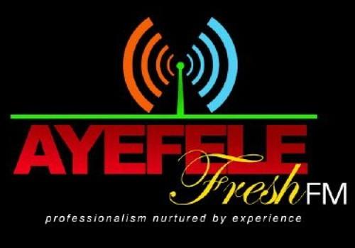 yinka ayefele radio station