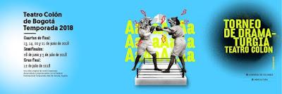 Torneo de Dramaturgia 2018 | TEATRO COLON