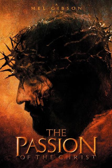 Portada película La Pasión de Cristo