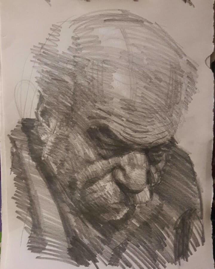 11-Pencil-Soroush-Jahdi-Sketch-Portraits-www-designstack-co