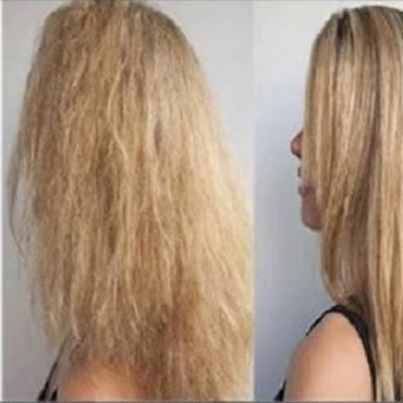 ►Mulheres de todo o mundo estão usando esta receita com maisena para o cabelo e estão adorando!