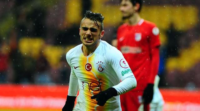 Yunus Akgün Anderlecht
