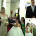 Man follows bride and groom as they walk down the aisle during Brazilian wedding…then pulls out a gun & starts shooting at guests