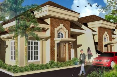 model rumah gaya eropa klasik 5